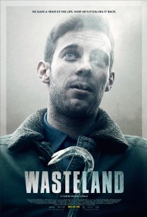 Wasteland (2012) cover