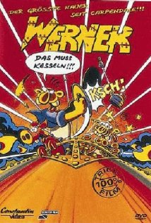 Werner - Das muss kesseln!!! (1996) cover
