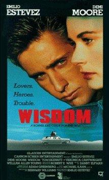 Wisdom (1986) cover