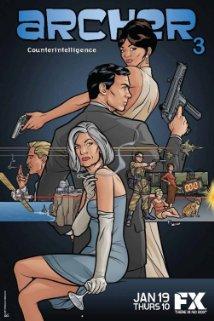 Archer (2009) cover
