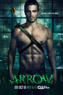 Arrow (2012) cover