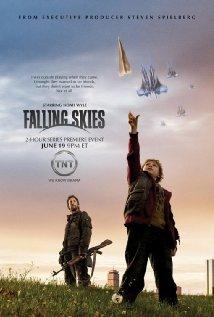 Falling Skies (2011) cover
