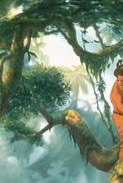 The Legend of Tarzan (2001) cover