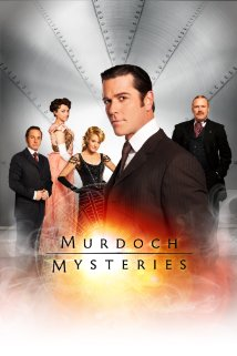 Murdoch Mysteries (2008) cover