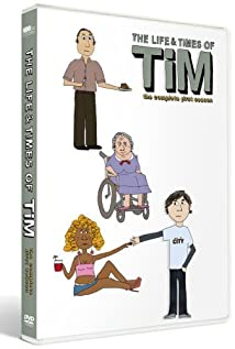 The Life & Times of Tim (2008) cover