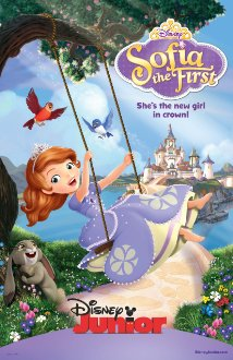 Sofia the First (2012) cover