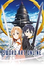 Sword Art Online (2012) cover