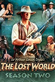 The Lost World (1999) cover