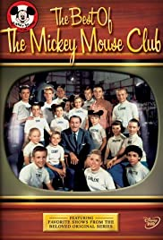 The Mickey Mouse Club (1955) cover