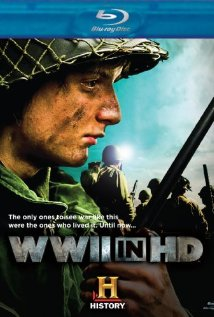 WWII in HD 2009 poster