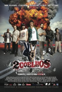 2 Coelhos (2012) cover
