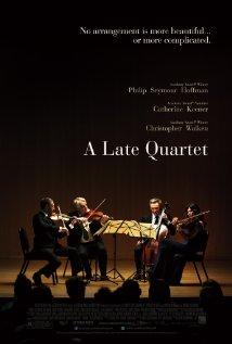 A Late Quartet (2012) cover