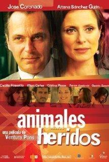 Animals ferits (2006) cover