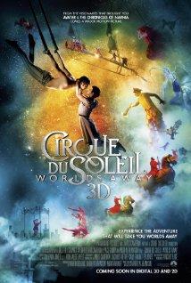 Cirque du Soleil: Worlds Away (2012) cover