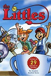 The Littles 1983 poster