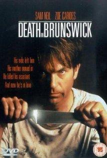 Death in Brunswick (1990) cover