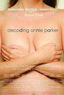 Decoding Annie Parker 2013 poster