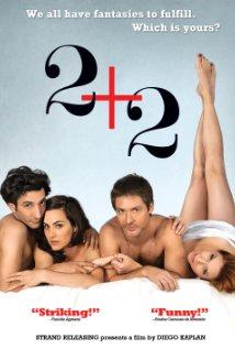 Dos más dos (2012) cover