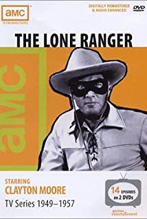 The Lone Ranger 1949 poster