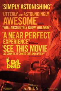 Evil Dead (2013) cover