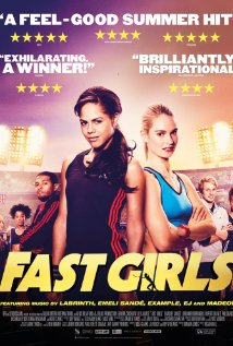 Fast Girls (2012) cover