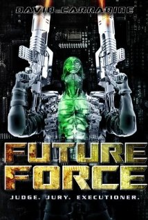 Future Force (1989) cover