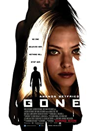 Gone (2012) cover