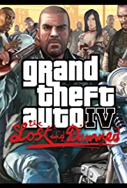 Grand Theft Auto IV: The Lost and Damned 2009 poster
