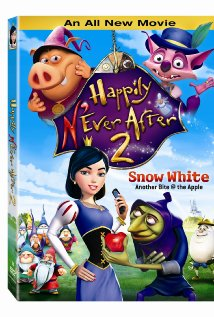 Happily N'Ever After 2 (2009) cover