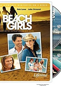 Beach Girls (2005) cover