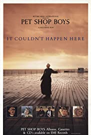 It Couldn't Happen Here 1987 poster