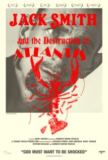 Jack Smith and the Destruction of Atlantis 2006 poster