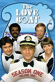 The Love Boat 1977 poster