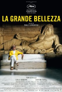 La grande bellezza (2013) cover
