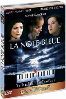La note bleue 1991 poster