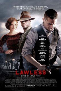 Lawless (2012) cover