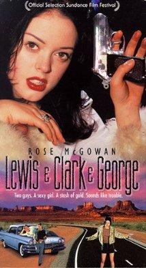 Lewis & Clark & George (1997) cover