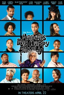 Madea's Big Happy Family (2011) cover