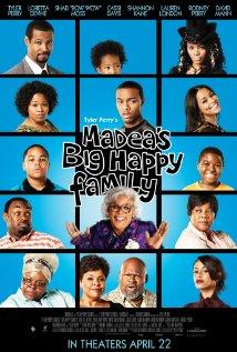 Madea's Big Happy Family 2011 poster