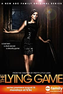 The Lying Game (2011) cover