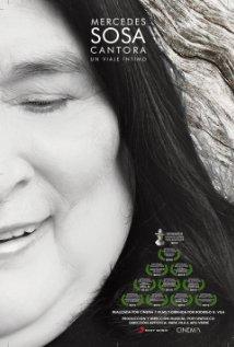 Mercedes Sosa, Cantora un viaje íntimo (2009) cover