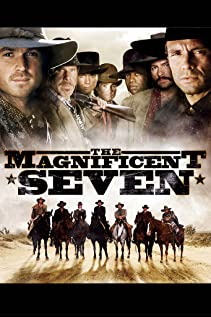 The Magnificent Seven 1998 poster