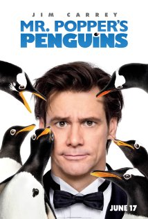 Mr. Popper's Penguins (2011) cover