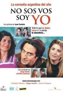 No sos vos, soy yo (2004) cover