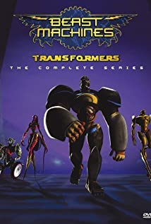 Beast Machines: Transformers (1999) cover
