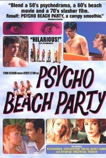 Psycho Beach Party 2000 poster