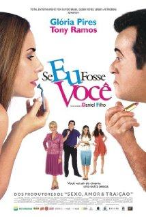Se Eu Fosse Você (2006) cover