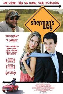Sherman's Way 2008 poster