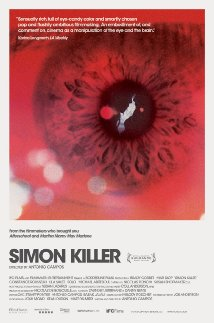 Simon Killer (2012) cover