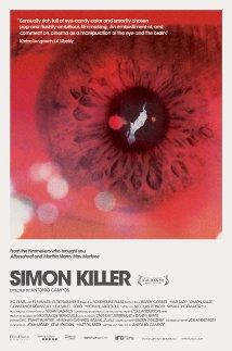 Simon Killer 2012 poster